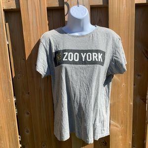 🇨🇦3/$30 • Zoo York Grey Women's Tee